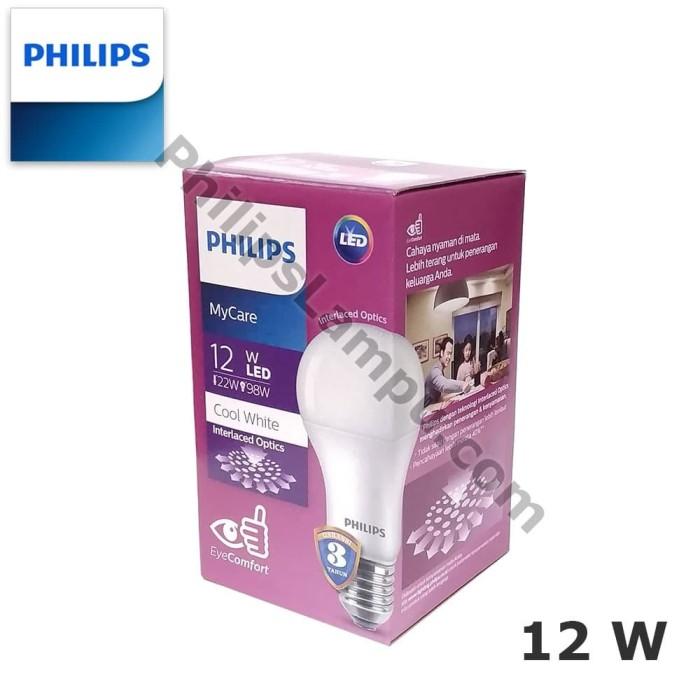Foto Produk Lampu LED Bulb Philips MyCare 12W Ledbulb 12 Watt - Kuning dari philipslampu
