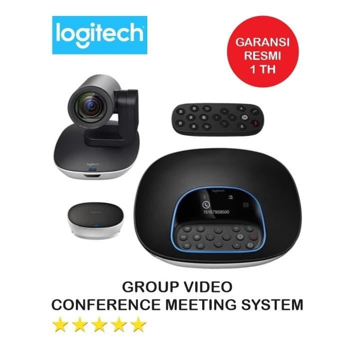 Foto Produk Group Video Conferencing System - Logitech dari EtalaseBelanja