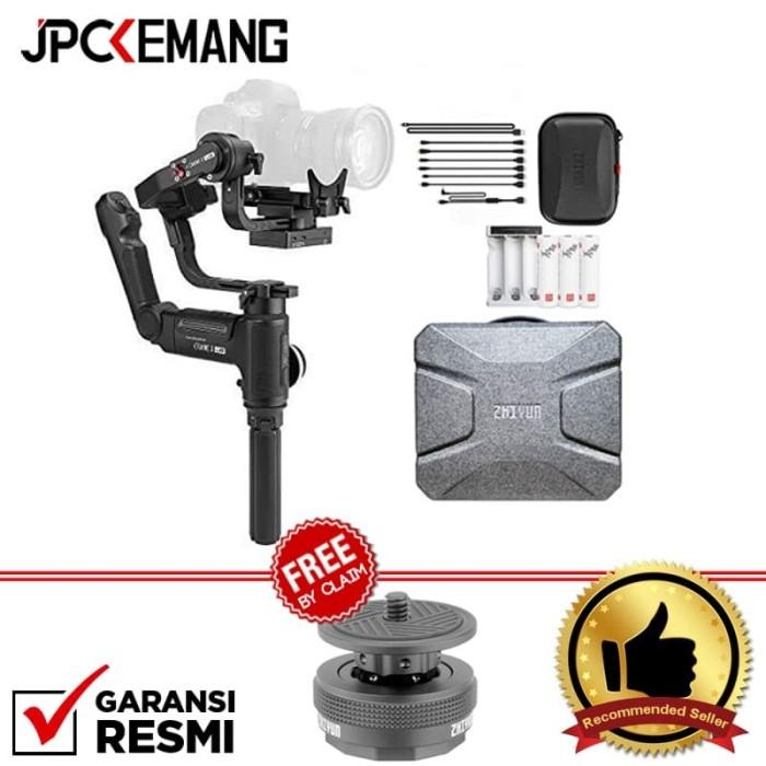 Foto Produk Zhiyun-Tech CRANE 3 LAB Handheld Stabilizer GARANSI RESMI dari JPCKemang