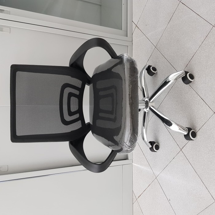 Jual Kursi Kerja Kantor Jaring Beroda Dengan Sandaran Tangan Kota Batam Pt Hakarindo Furniture Tokopedia