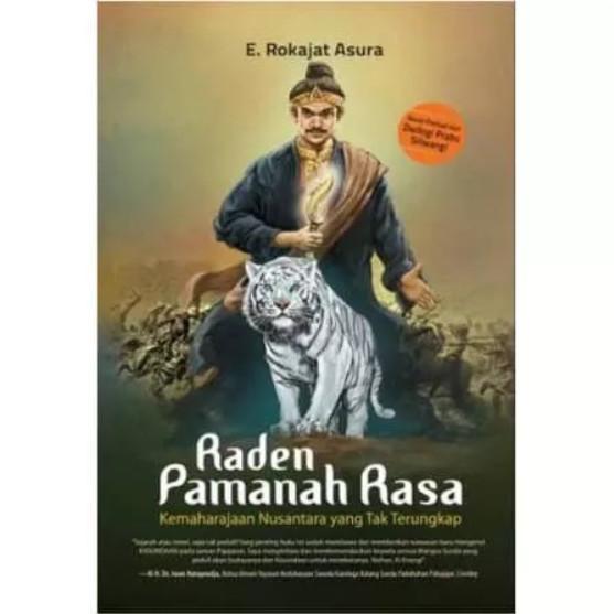 Foto Produk Raden Pamanah Rasa : Kemaharajaan Nusantara Yang Tak Terungkap dari Golden Hobby Store