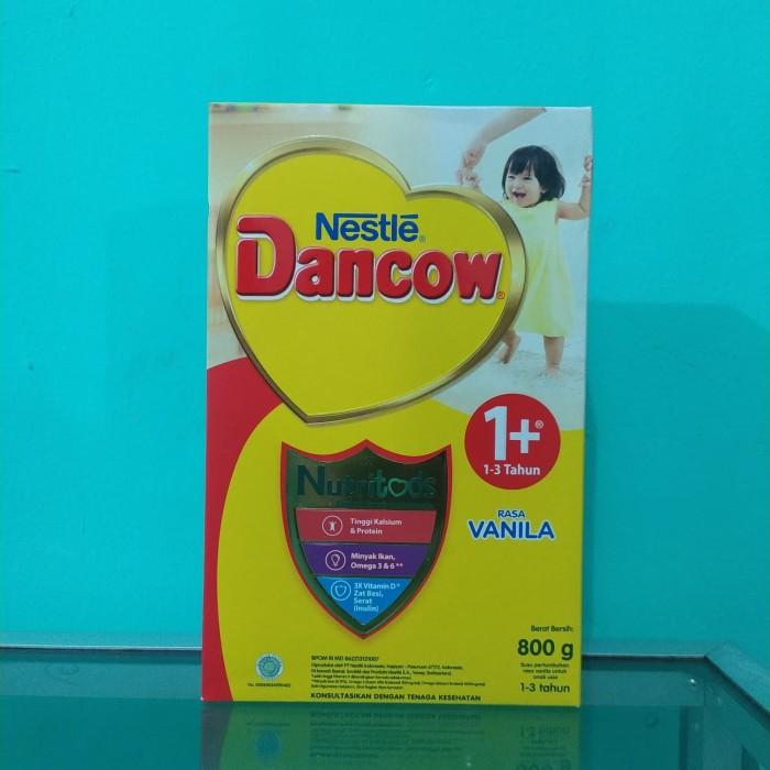 Foto Produk Dancow 1+ Vanilla 800gr dari Lapak Susu Sehat