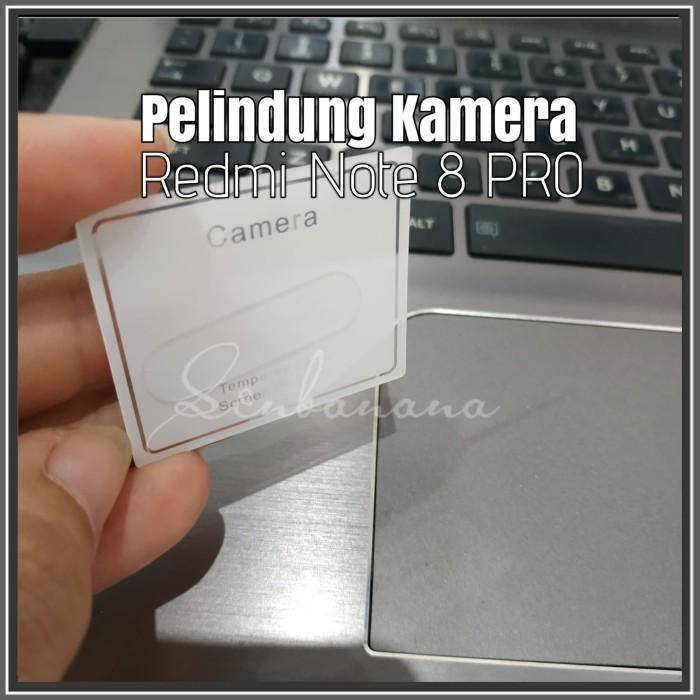 Foto Produk Tempered Glass Pelindung Kamera Protector Xiaomi Redmi Note 8 8A PRO - Note 8 PRO dari senbanana