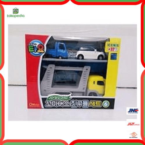 Jual Baru Tayo The Little Bus 4 Style Mini Cars 5 Tyt 118002 Diskon Kota Surabaya Risa Storeee Tokopedia