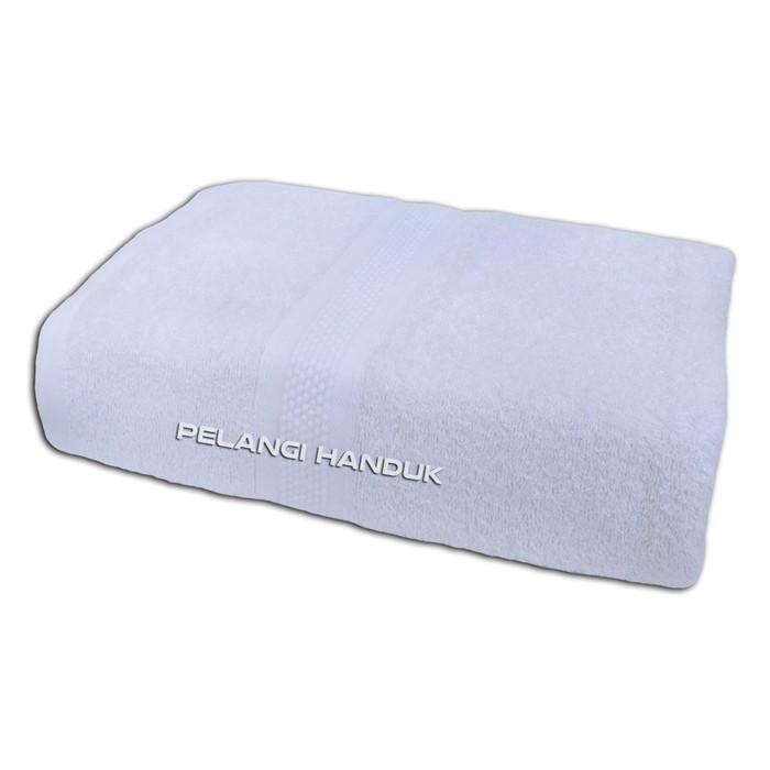 Foto Produk Handuk Mutia Dewasa - Handuk Mandi - High Quality Towel - Handuk Besar - Putih dari Pelangi Handuk