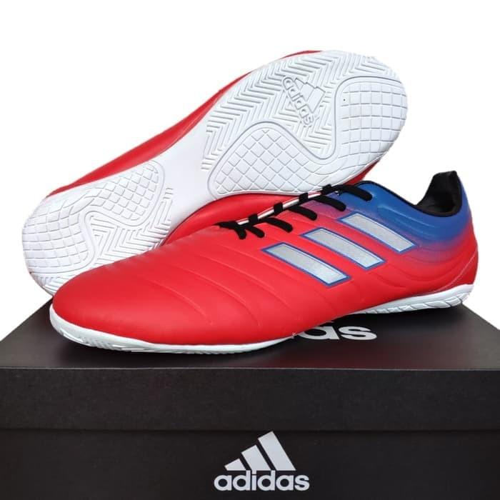 Foto Produk Sepatu Futsal Jumbo | Big Size Adidas 44-46 dari Raffa-Sport