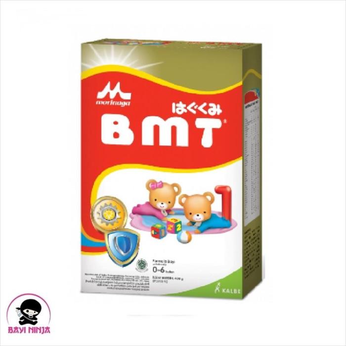 Foto Produk MORINAGA BMT Regular 0 to 6 Bulan Susu Box 400g 400 g dari BAYININJA