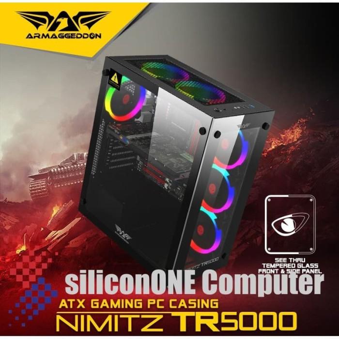 Foto Produk ARMAGGEDDON NIMITZ TR5000 dari silicon ONE Computer
