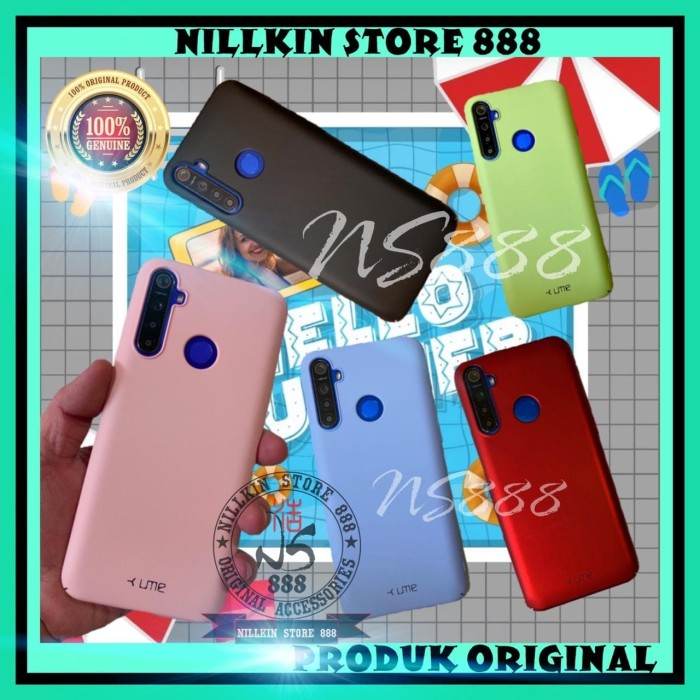 Foto Produk SAMSUNG GALAXY A11 A115 UME ECO ORIGINAL HARDCASE COVER PC HARD CASE dari Nillkin Store 888
