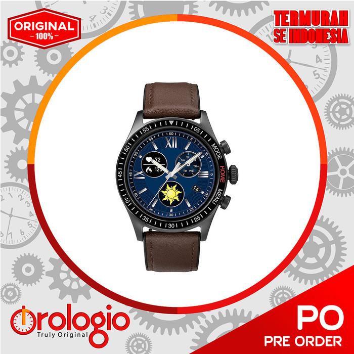 Jual Iconnect By Timex Men S Pro 43mm Smartwatch Ori Termurah Brown Jakarta Pusat Orologio Tokopedia