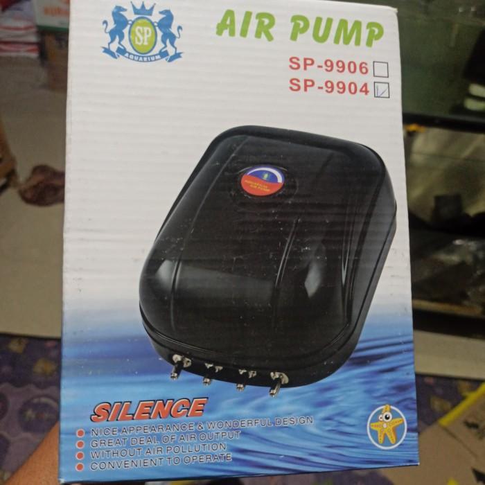 Jual Air Pump Pompa Amara AA 9904 Aerator Aquarium Kolam 4 ...