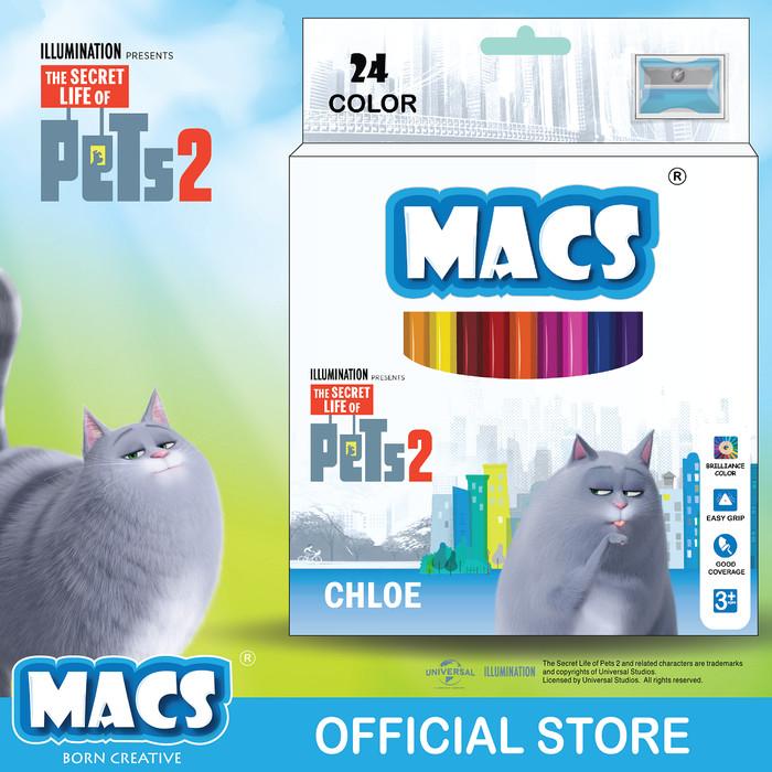 The Secret Life Of Pets 2 – Chloe (24 colors)