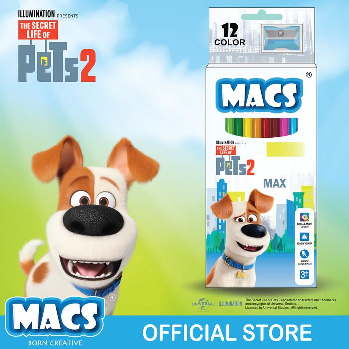 The Secret Life Of Pets 2 – MAX (12 colors)