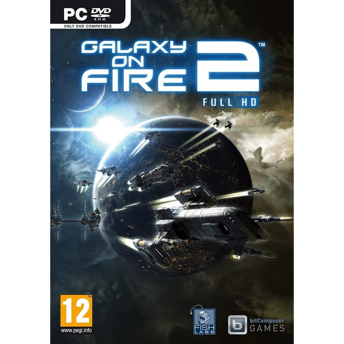 Jual Galaxy On Fire 2 Hd Pc Kota Surabaya Dewa Game Store Tokopedia
