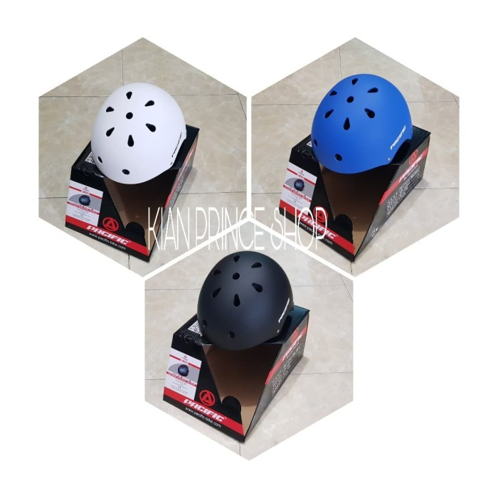 Jual Helm sepeda pacific batok type SP-J126 Size M