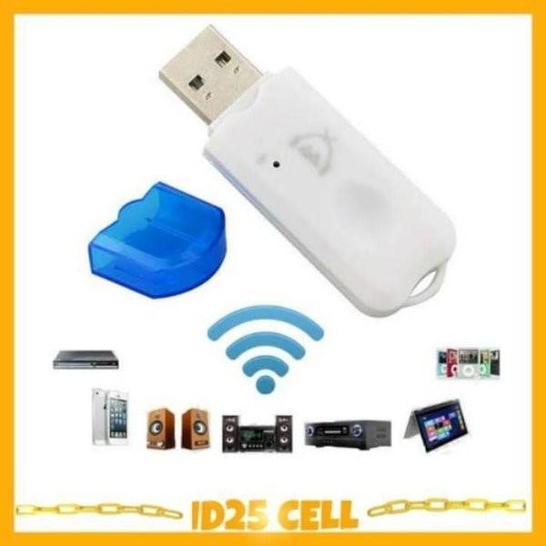 Foto Produk Jual RECEIVER DONGLE USB BLUETOOTH BLOTOOTH AUDIO MUSIC NON KABEL A dari reinastore915