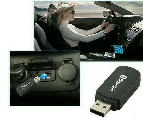 Foto Produk Baru Usb Bluetooth Audio Music Receiver dari reinastore915