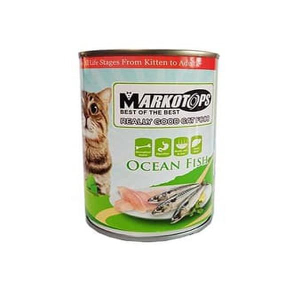 Foto Produk markotops 400 gr cat ocean fish dari F.J. Pet Shop