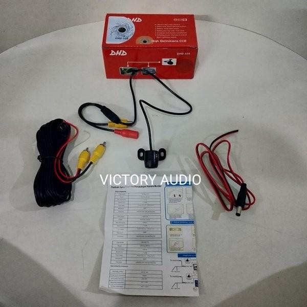 Foto Produk Dijual Kamera Mundur Belakang Mobil Wide Angle HD CCD Rear Camera DH dari reinastore915