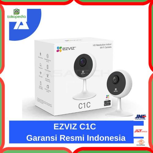 Jual Ezviz C1c Hd 1mp 720p 2mp 1080p Full Hd Ip Cam Camera Portable By Kota Surabaya Zakiee Store Tokopedia