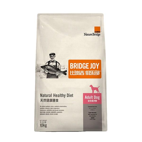Foto Produk naturebridge 10 kg dog bridge joy dari F.J. Pet Shop