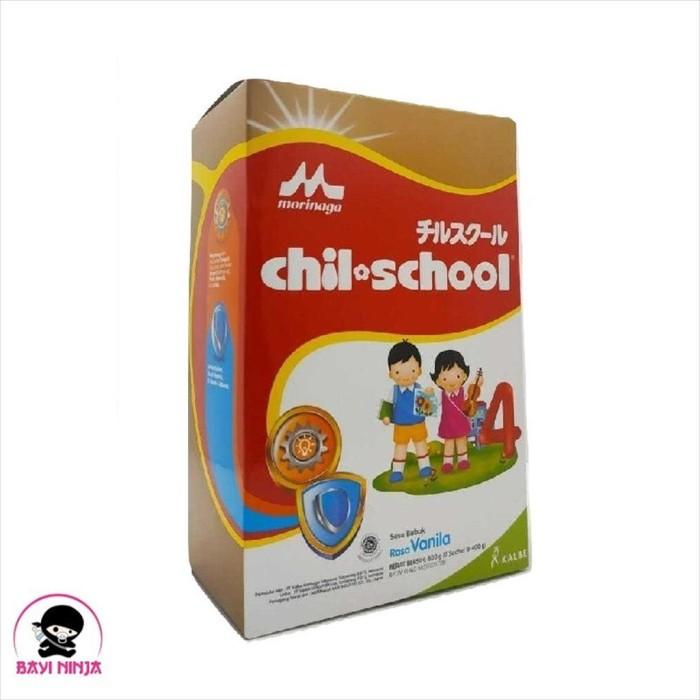 Foto Produk MORINAGA CHIL SCHOOL Regular Vanila Box 800g / 800 g dari BAYININJA