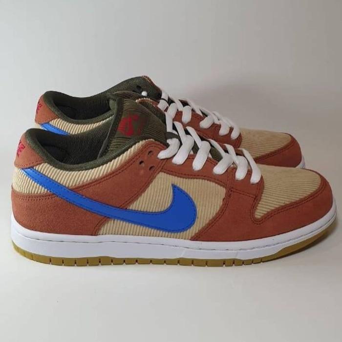 Nike SB Dunk low 'Corduroy' Dusty Peach