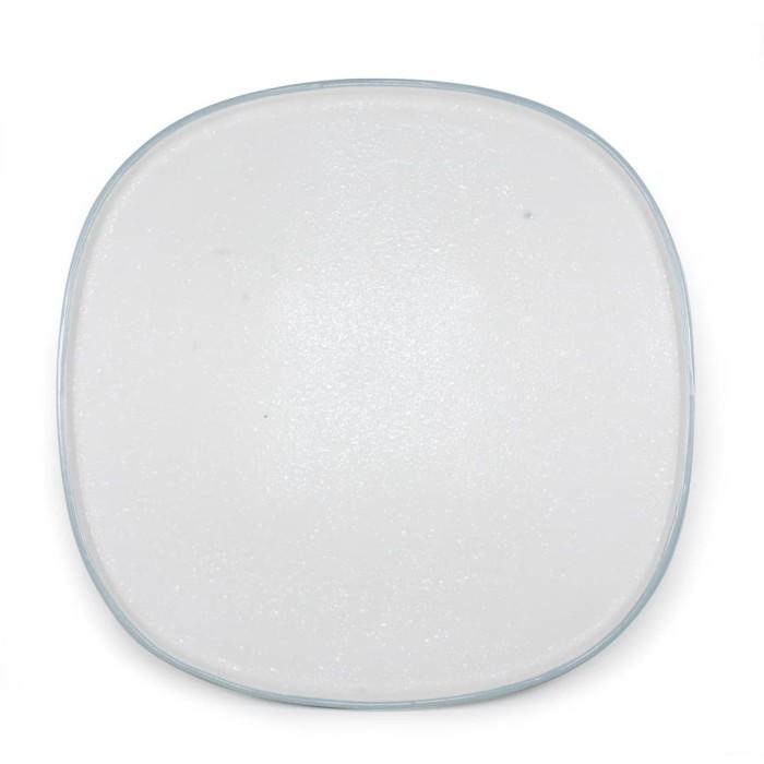 Foto Produk Artisan Ceramic | White Spot - Sage Square Serving| Piring Keramik dari Artisan Ceramic