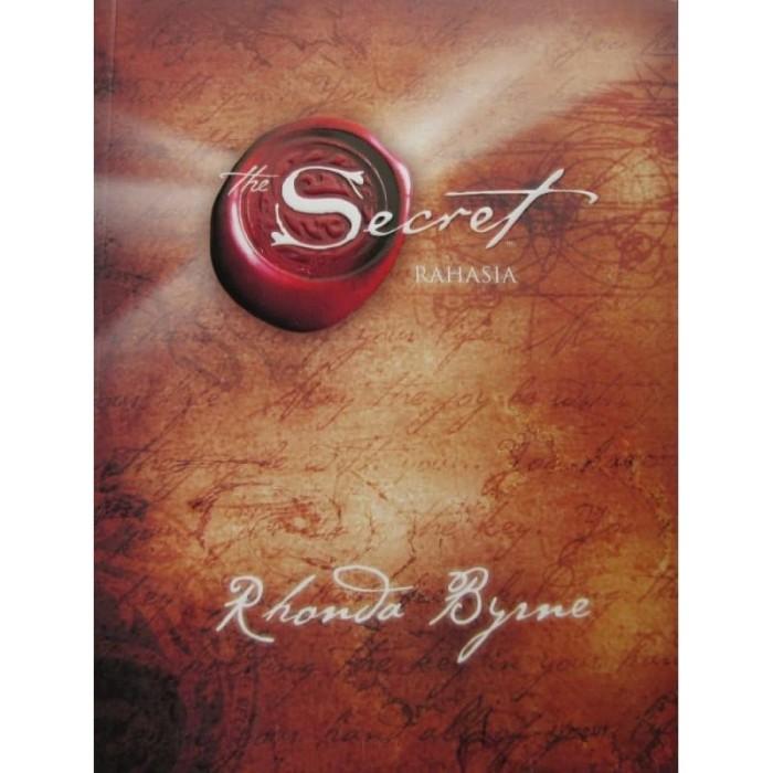 Foto Produk Buku The Secret. Rhonda Byrne. Di Tangan Anda Tergenggam Rahasia Besar dari Om Botak