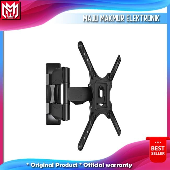 Foto Produk Bracket/Breket/Brecket swivel atau lengan TV LED UHD 32 UP TO 40 INC dari maju Makmur elektronik