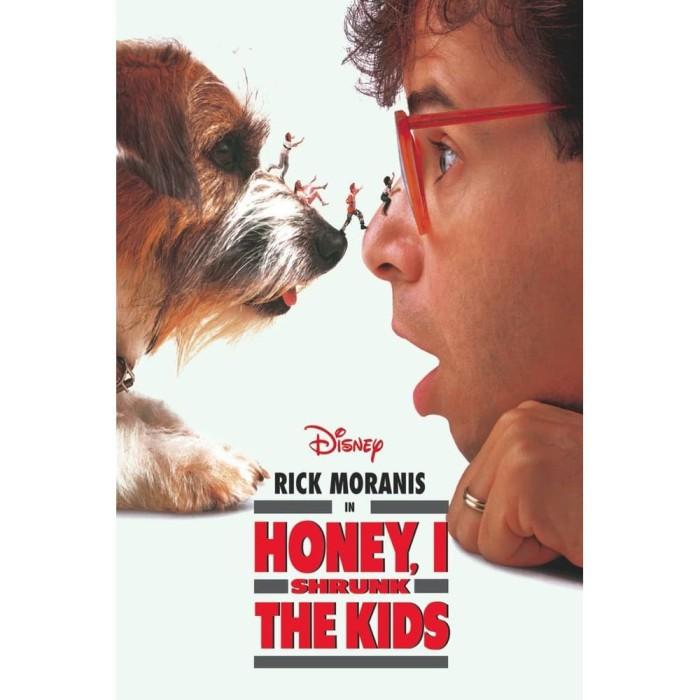 Jual Dvd Film Honey I Shrunk The Kids 1989 Kab Karawang Dvd Movie Update Tokopedia