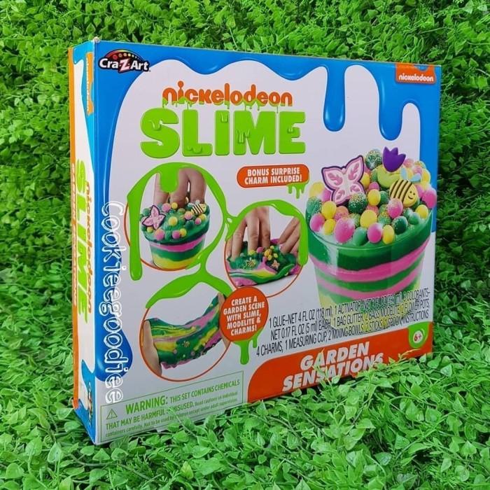 Slime Nickelodeon Garden Sensations