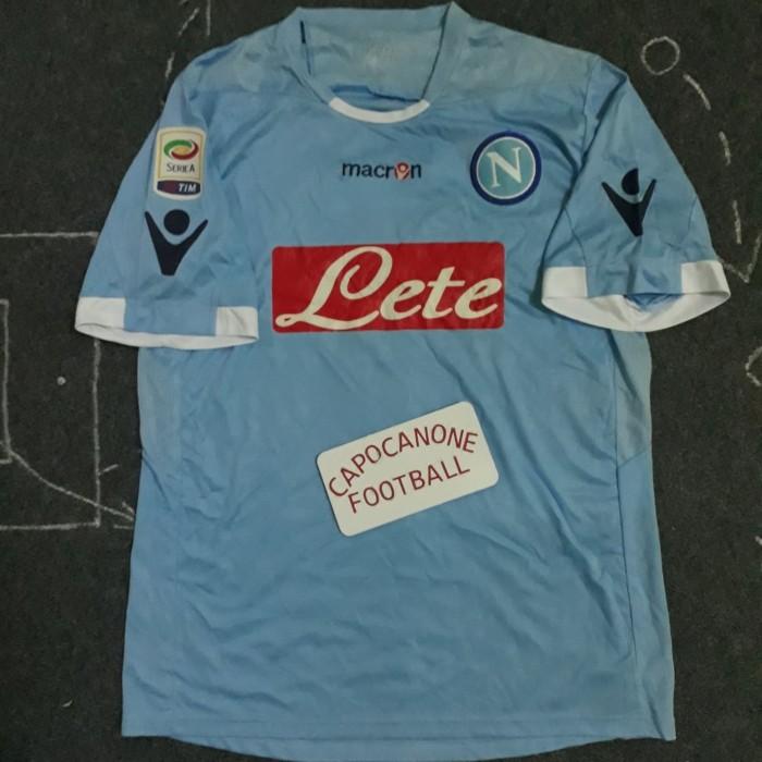 Jual Jersey Napoli 10 11 Retro 2010 2011 Home 12 2012 2009 09 Kab Bekasi Bal Balan Jersey Tokopedia