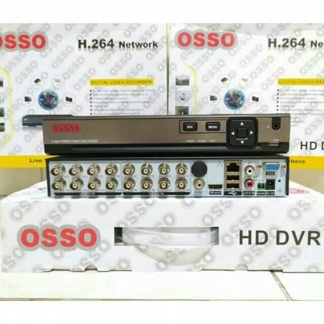 Foto Produk PROMO DVR 16 CH XMEYE FULL HD 1080P MURNI SERI TERBARU H264 H265 dari Distro elektronik