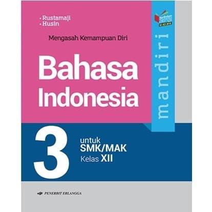 Jual Mandiri Bahasa Indonesia Smk Jl 3 Kikd17 Kab Bekasi Dun1abuku Tokopedia