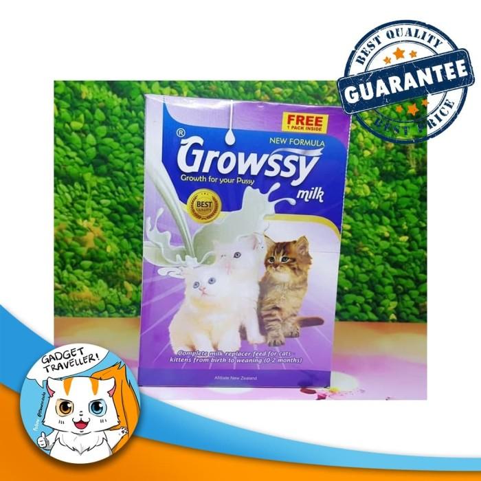 Jual Growssy Milk Kmr Kitten Milk Replacer Susu Anak Kucing Bubuk 20 Gr Kota Depok Gadget Traveller Tokopedia