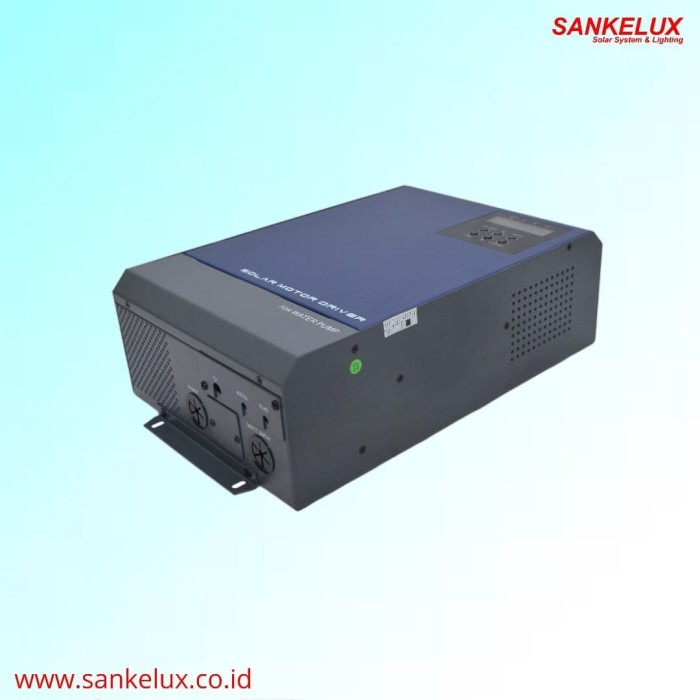 Foto Produk SANKELUX Solar Pump Inverter ASPR - 11 KW dari SANKELUX ONLINE STORE