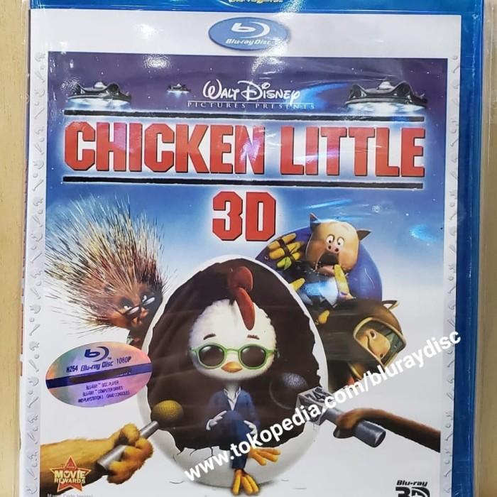 Jual Film Bluray Chicken Little 2005 Jakarta Pusat Bluray Disc Tokopedia