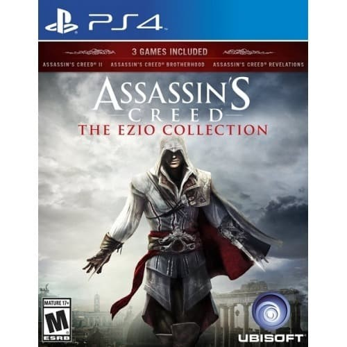 Jual Ps4 Assassin S Creed The Ezio Collection Kota Tangerang Selatan Multigames88 Tokopedia