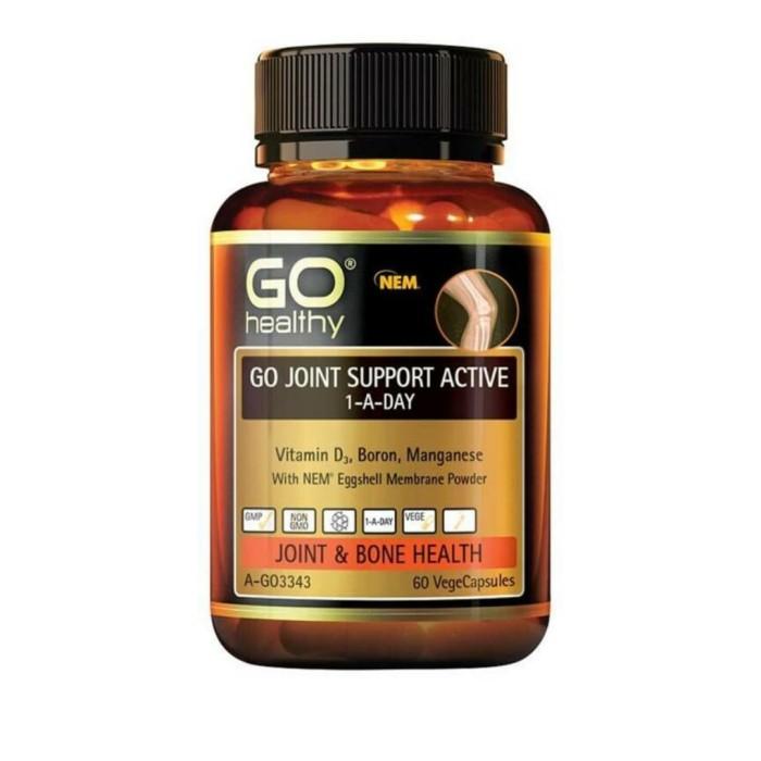 Jual Go Healthy Go Joints Support Active Kab Bogor Just Click It Tokopedia