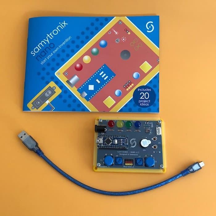 Foto Produk Samytronix Nano (base model) dari Samytronix