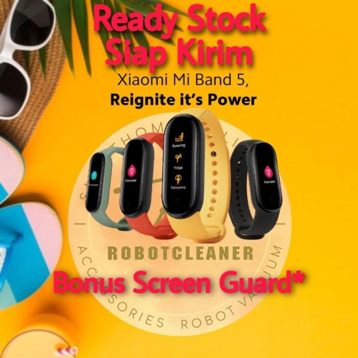 Foto Produk Xiaomi Mi Band 5 Original - Non NFC dari RobotCleaner
