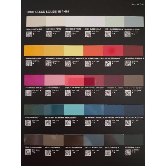 Jual Hpl Lamitak Warna Solid Color 1 Mm Pelapis Furniture Kota Pekanbaru Karya Pekanbaru Tokopedia