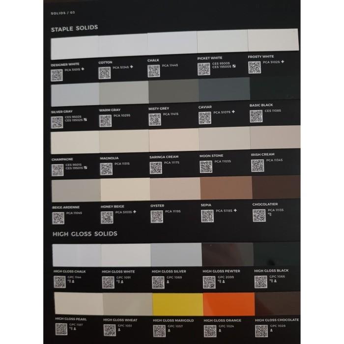 Jual Hpl Lamitak Warna Staple Solid Color Pelapis Furniture Kode Ces Kota Pekanbaru Karya Pekanbaru Tokopedia