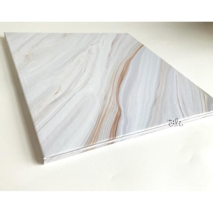 Foto Produk (TKH003-30) Cake base tatakan kue tebal hardboard [30cm x 30cm] dari i am CiLi