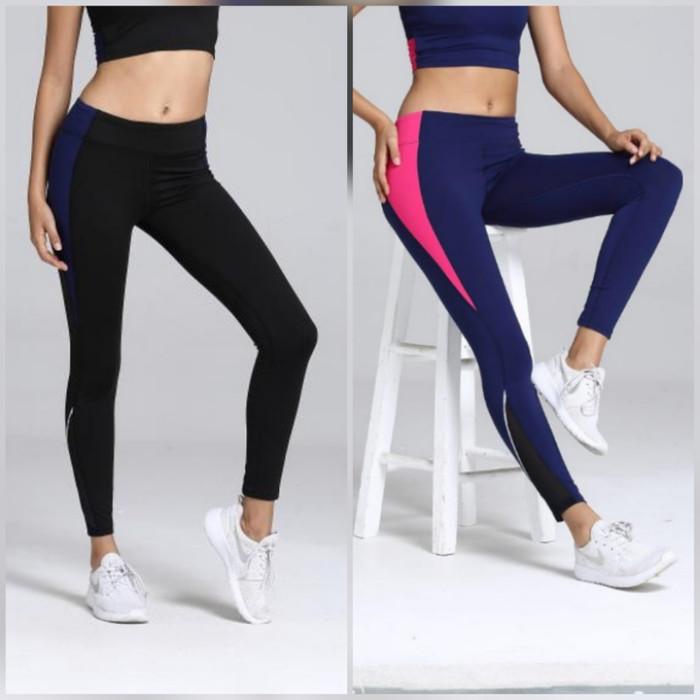 Jual Celana Legging Sport Gym Yoga Wanita Import Jakarta Barat Singh Store Tokopedia