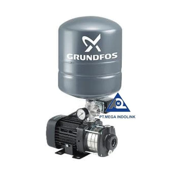 Foto Produk Pompa Booster Grundfos CM 3-4 PT dari Mega-Indolink