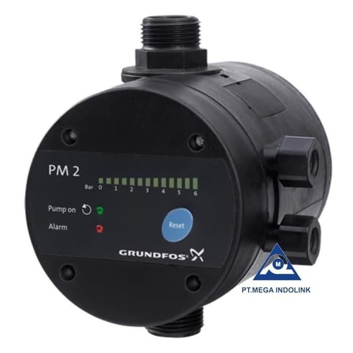 Foto Produk Pressure Manager Grundfos PM 2 dari Mega-Indolink