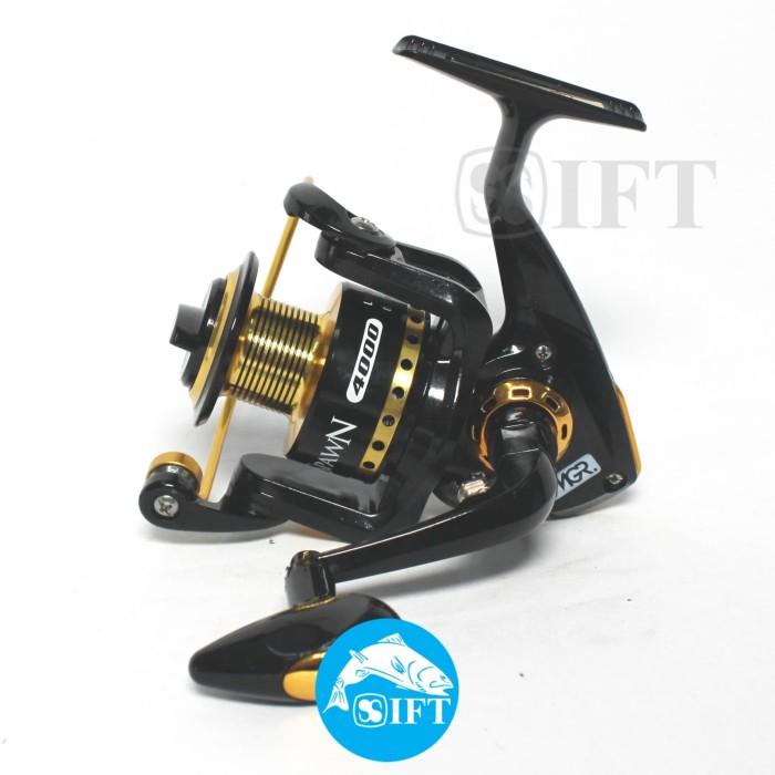 Foto Produk MAGURO SPAWN 4000 | Reel spinning Ultra smooth tangguh murah dari IFT Merchandise
