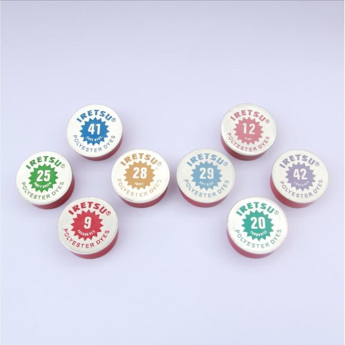 Foto Produk IRETSU Pewarna Kain | Multipurpose Dyes (Kemasan Abu) dari Gemilang Baru